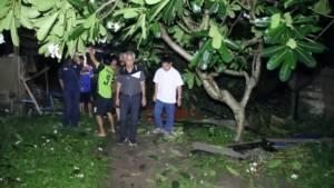 พ่อเมืองรถม้าลงพื้นที่กลางดึกพบชาวบ้านประสบวาตภัยรอบสอง(ชมคลิป)
