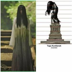 อินโดฯเตรียมสร้างรูปปั้นผีเหมือนเรื่องเดอะริงเป็นสัญลักษณ์ประจำเมืองดึงดูดนักท่องเที่ยวแบบสิงคโปร์