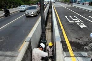 กทม.ตรวจสะพานไทย-เบลเยี่ยม ก่อนเปิดใช้จริง