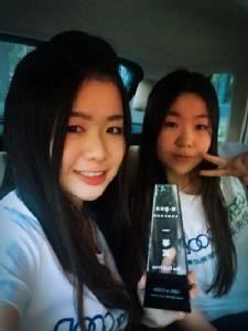 สองสาวนักศึกษาจีนสุดเจ๋ง สร้างแอพช่วยผู้ป่วยภาวะบกพร่องการสื่อสาร