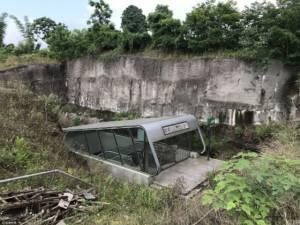 ชมภาพสถานีรถไฟฟ้าใต้ดินที่เหงาที่สุดบนแดนมังกร ซ่อนตัวท่ามกลางทุ่งหญ้ารกร้าง