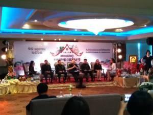 กลุ่ม จว.เหนือล่างขนสินค้าระดับสุดยอด OTOP ขายถึงชลบุรี