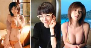 """จำกันได้ไหม? สาวทรงโตในตำนาน """"อากิ โฮชิโนะ"""" อายุ 40 แล้วยังแจ่มเหมือนเดิม"""
