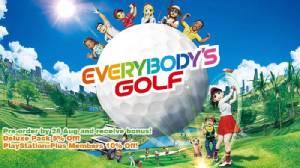 """Everybody's Golf"" เตรียมเปิด CBT บน PS4 วันที่ 26 พ.ค.นี้"