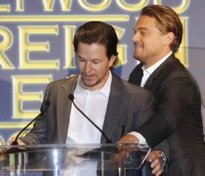 Leonardo DiCaprio, Mark Wahlberg จากคู่แค้น มาเป็นคู่หู
