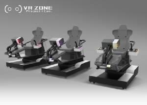 """ญี่ปุ่นผุดเครื่องเล่น VR ขับหุ่น """"เอวานเกเลียน"""" เสมือนจริง"""