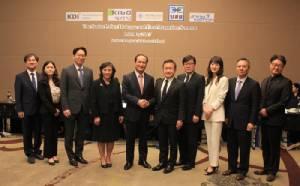 ไทยหารือเกาหลี สรุปผล KSP ตีค่านวัตกรรมเป็นหลักทรัพย์ เปิดทางถึงแหล่งทุน
