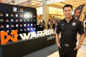 Warrix ชุดกีฬาแบรนด์ไทย คุณภาพมุ่งสู่ระดับโลก