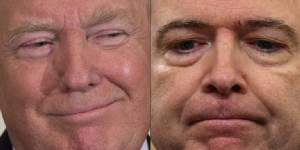 """สื่อแฉอีก! """"ทรัมป์"""" เคยขอให้อดีต ผอ.FBI เลิกตรวจสอบความสัมพันธ์ """"ฟลินน์-รัสเซีย"""""""