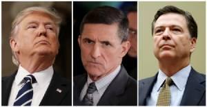 """""""ทรัมป์"""" ฉาวอีก ขอ FBI ยุติสอบ """"ฟลินน์"""" หลังเพิ่งถูกแฉว่าเผยข้อมูลลับแก่รัสเซีย"""