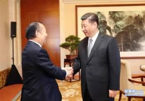 """ประชุม""""เส้นทางสายไหม"""" บทพิสูจน์ ญี่ปุ่นยากจะต้านทานจีน"""