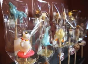 พาไปดูขนมน้ำตาลปั้นญี่ปุ่น ความอร่อยจากความประณีตของช่างฝีมือ