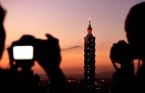 นักท่องเที่ยวจีนในไต้หวันลดฮวบเกือบ 50 เปอร์เซ็นต์ เชื่อปักกิ่งเล่นเกมกดดัน