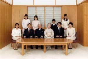 """In Pics : ครม.ญี่ปุ่นผ่านร่าง กม.เปิดทางให้จักรพรรดิอากิฮิโตะ """"สละราชสมบัติ"""""""