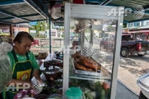 Thai solar chicken a hot hit