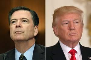 """อดีต ผอ.FBI จะให้ข้อมูลแบบ """"เปิดเผยต่อสาธารณะ"""" กรณีรัสเซียแทรกแซงเลือกตั้งช่วย """"ทรัมป์"""""""