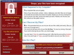 """ไวรัสไซเบอร์ถล่มโลก """"WannaCry"""" บุกแดนมังกร สร้างความเสียหายแก่บริษัทนับหมื่นแห่ง"""