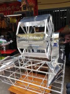 สมาคมนักธุรกิจสัมพันธ์ฯ ยกโครงการพระราชดำริสำคัญ ร.๙ จัดทำเครื่องกระดาษถวายในพิธีกงเต็กหลวง
