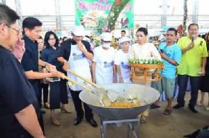 """จ.อ่างทอง เปิดงาน """"เทศกาลกินผัดไทย ไหว้พระสมเด็จเกษไชโย"""" 19-21 พ.ค.นี้"""