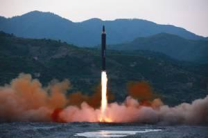 โสมแดงไม่แคร์นานาชาติ ยิงทดสอบขีปนาวุธอีกลูกวันนี้ ขึ้นไปได้สูงกว่า 500 กม.