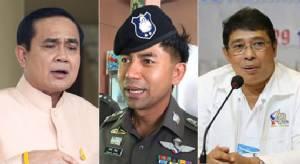 """ข่าวปนคน คนปนข่าว : ถังไม่แตก เศรษฐกิจชิลล์ๆ แต่เอาแน่ VAT 8% - 3 ปี คสช.""""บ้านเมืองสงบ แต่คนไทยสลบ""""- """"ขาใหญ่"""" มีเสียวหางเลข """"เอเยนต์ใหญ่"""" ทัวร์ศูนย์เหรียญ - จับตา ครม.หาทางลง ดับชนวนปลด """"ผู้ว่าการ กทพ."""""""