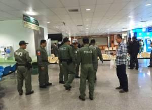 Bomb wounds 20 at Bangkok military hospital: police