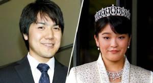 เจ้าหญิงมาโกะ สละฐานันดรเพื่อรักแท้ เข้าพิธีแต่งงานกับแฟนหนุ่มสามัญชน