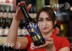 Ukraine brews up Trump beer with a Putin twist