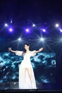 """""""แทยอน"""" โชว์สดไร้ที่ติคอนเสิร์ตเดี่ยวครั้งแรกในไทยหลังทำสถิติบัตรขายเกลี้ยงใน 2 นาที"""