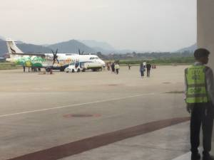ลาวเตรียมแผน 15 ปีพัฒนาสนามบิน เพิ่มขีดรับท่องเที่ยว AEC