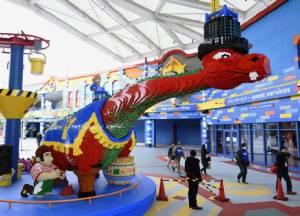 """""""เลโกแลนด์"""" ญี่ปุ่นจัดหนักลดราคาบัตรสูงสุด 25% หลังนักท่องเที่ยวบ่น """"แพงเกิน"""""""
