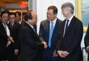 ผู้นำเวียดนามเยือนสหรัฐฯ คุยธุรกิจนำเข้าสินค้า-บริการ $17,000 ล้าน