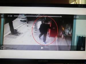 สืบจากกล้องวงจรปิด ออกหมายจับโจรบุกเดี่ยวชิงทรัพย์ธนาคารธนชาต