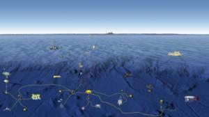 จีนเล็งวางระบบสังเกตการณ์ใต้น่านน้ำพิพาท เพื่อประโยชน์ด้านวิทยาศาสตร์และความมั่นคง