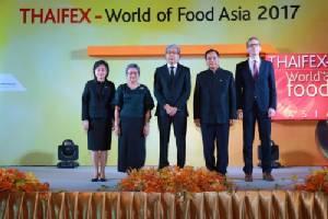 ธุรกิจอาหาร-เครื่องดื่มไทยงัดนวัตกรรมโชว์ล้ำใน THAIFEX 2017