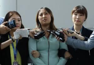 """ศาลเกาหลีใต้สั่งปล่อยตัว """"ชุง ยูรา"""" ลูกสาวรัสปูตินหญิงขี้ฉ้อ-อ้างยังไม่มีเหตุจับกุม"""