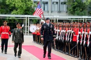 ผู้นำทัพมะกันเยือนไทย สานสัมพันธ์หวังรักษาสถานะพี่เบิ้มในภูมิภาคนี้