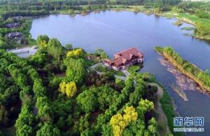 (ชม) ทะเลสาบหนานหู ลบแผลเป็นแผ่นดินไหวถังซัน