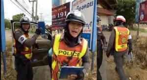 ตำรวจเพชรบุรียอมรับ ทำใบขับขี่สาวใหญ่หาย ยอมควักเงินส่วนตัว 500 ไปทำใหม่