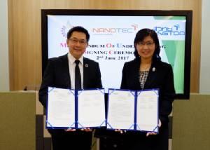 นาโนเทคดึง ม.รังสิตร่วมพัฒนางานวิจัยสมุนไพรและนาโนเวชสำอาง รองรับ Thailand 4.0