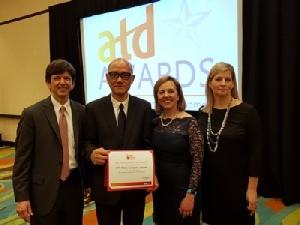 ปตท. คว้ารางวัล '2016 ATD Excellence in Practice Awards'