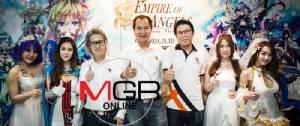 "EXE เปิดตัวเกมมือถือ ""Empire Of Angels"" พร้อมดาวน์โหลด 8 มิ.ย.นี้"