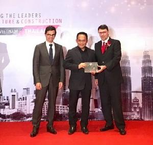 แมกโนเลียรับรางวัล BCI Asia Awards 2017 ผู้พัฒนาอสังหาฯ ดีเด่น ด้านการออกแบบ