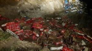 ฝังทำลายเนื้อแช่แข็งไม่อนุญาตนำเข้า ค่ากว่า 6 ล้านบาท ที่เพชรบุรี