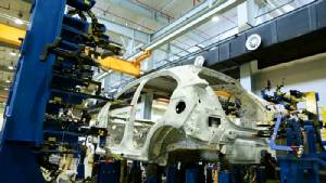 ฟอร์ดทดลองสร้างรถยนต์ด้วยโมเดล 3 มิติ