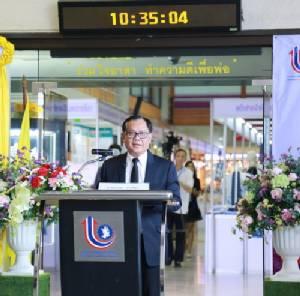 กสอ.ปลื้ม 86 คลัสเตอร์ไทยสร้างยอดขายกว่า 5 หมื่นล้าน ดัน GDP SMEs ทะลุเป้า