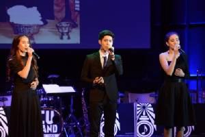 """ศิลปิน """"โมโนมิวสิค"""" ร่วมร้องเพลงระลึกถึงพ่อ ในคอนเสิร์ตการกุศล """"DREAM & MUSICAL ครั้งที่ 9"""