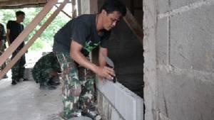 จงอางศึกช่วยซ่อมบ้านช้างป่าทำลาย เจ้าบ้านหนีนอนที่อื่น