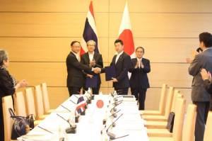 ถก กมธ.ร่วมไทย-ญี่ปุ่น ร่วมดันโปรเจกต์ 1.5 ล้านล้านในอีอีซี-ร่วมพัฒนา 4.0 เชื่อมโยงเพื่อนบ้าน
