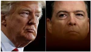 """อดีต ผอ.FBI ยืนยัน """"ทรัมป์"""" เคยขอให้เลิกตรวจสอบสัมพันธ์ """"ฟลินน์-รัสเซีย"""""""